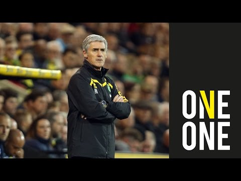 Leeds United v Norwich City: EXCLUSIVE Alan Irvine Preview