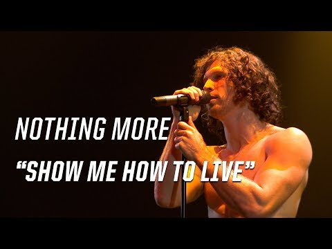 Nothing More + Of Mice & Men Rock Audioslave's 'Show Me How to Live' - 2017 Loudwire Music Awards