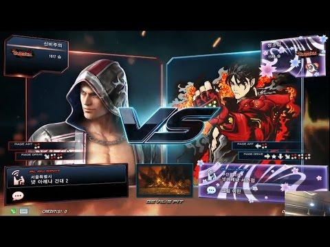 Fighting Spirit (Steve) vs CherryBerryMango (Jin) (TEKKEN 7 FR - 투혼 vs 체리베리망고)