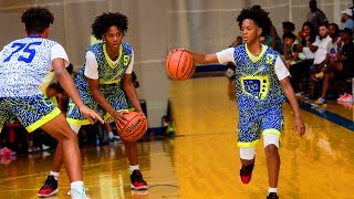 Baby Chris Paul? Aden Holloway Is Too SMOOTH! 2018 D-Rich Tv Camp