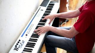 Evanescence - Anywhere - Piano