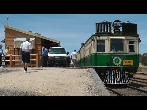 Tin Hares on the Ulan Line: Australian Trains