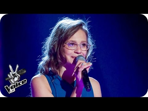 Chloe Castro performs 'From Eden' - The Voice UK 2016: Blind Auditions 5