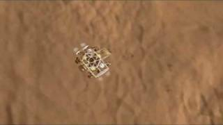 Mars Science Laboratory Mission Animation