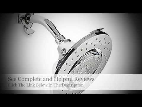 Moen 26017 2 5 GPM Rain Shower Head from the Halo Collection