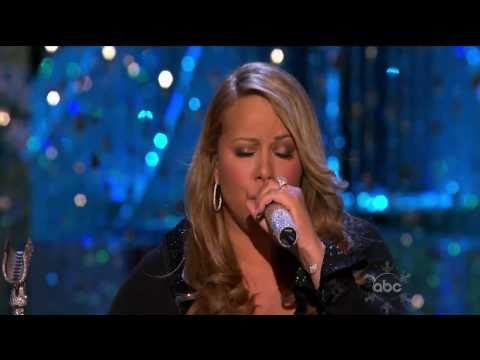 ᴴᴰ Mariah Carey - O Holy Night (Live ABC Christmas Special 2010)