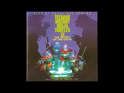 Teenage Mutant Ninja Turtles II: The Secret Of The Ooze - Complete Soundtrack