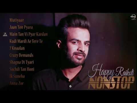 Audio Jukebox | Happy Raikoti Nonstop | Songs Collection | Speed Punjabi