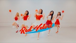 Gambar cover [EAST2WEST] Red Velvet (레드벨벳) - 빨간 맛 (Red Flavor) Dance Cover