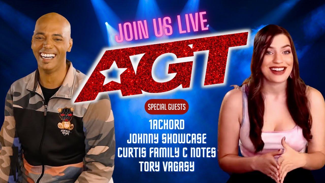 America's Got Talent Contestants  REACT to Nightbirde News LIVE!!!