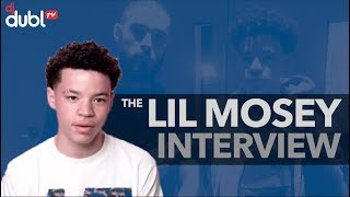 Lil Mosey Interview Recording Noticed , Seattle rap scene, Tour life Chris Brown collab.mp3