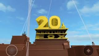 20th Century Fox Logo With Fanfare Reversed Roblox