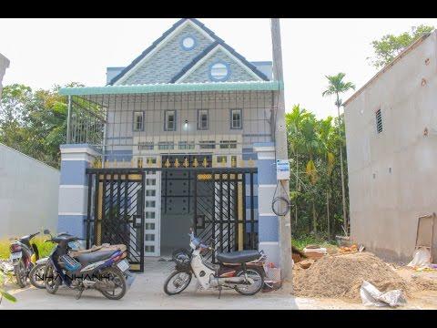 850 triệu | Bán nhà đường Trần Quang Diệu, An Thới, Bình Thủy, Cần Thơ