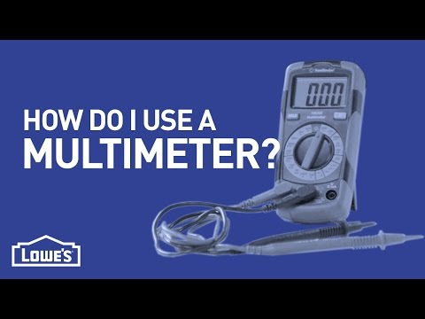 How Do I Use A Multimeter? | DIY Basics