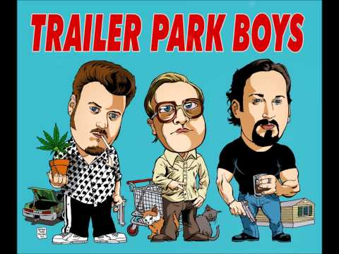 Trailer Park Boys - Background Beat by TheRecordead bassline