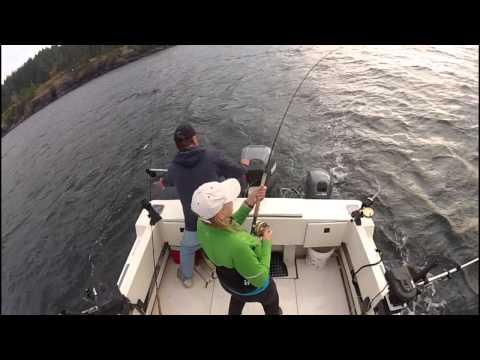 Fishing Sooke 2012