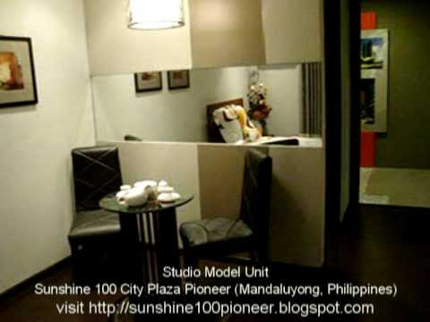 Condo Mandaluyong Studio Model Unit YouTube