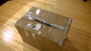 Boring:  UPS Shipping sent my package all beatup from Best Buy.  Security Seal broken(Disclaimer: Boring Video. I purchased a laptop from Best Buy and this is how the outside box appeared when it was shipped to my parents house. Yay!! The odd ..., 2016-04-24T04:39:48.000Z)