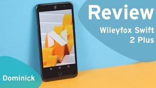 Wileyfox Swift 2 Plus review: Nougat-update serieus genomen (Dutch)