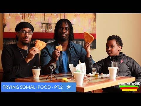 Trying Somali Food - Part 2