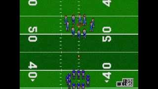 Unnecessary Roughness 95 ... (Sega Genesis)