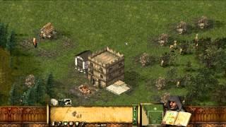 Twierdza HD Gameplay PL (misja 1,2,3)