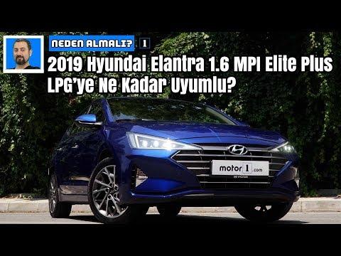 2019 Hyundai Elantra 1.6 MPI Elite Plus | LPG'ye Ne Kadar Uyumlu? | Neden Almalı?