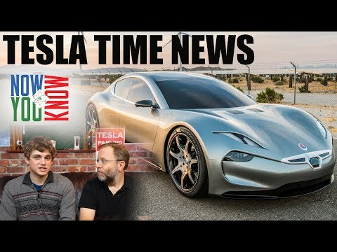 Tesla Time News - Fisker's 1 Minute/500 Mile Battery