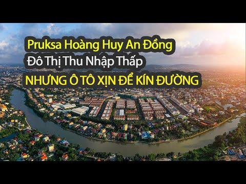 Pruksa - Khu Đô Thị Thu Nhập Thấp Nhưng Ô Tô Xịn Để Kín Đường - Check in hải phòng - haiphongproject