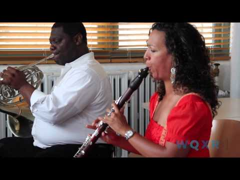 "Imani Winds play ""Red Clay Mississippi Delta"" by Valerie Coleman"