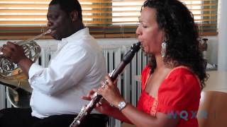 """Imani Winds play """"Red Clay Mississippi Delta"""" by Valerie Coleman"""