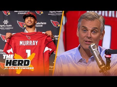 Colin Cowherd plays the 3-Word Game with NFC after end of free agency and Draft | NFL | THE HERD