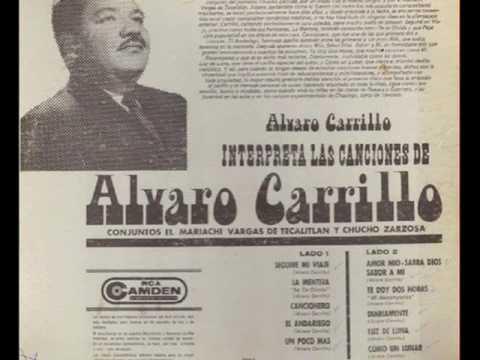 Alvaro Carrillo - Luz de Luna