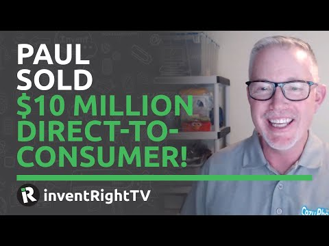 Paul Sold $10 Million Direct-to-Consumer!
