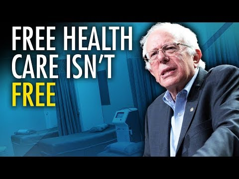 """Bernie """"in awe"""" of Canada's """"free"""" healthcare: Here's what he missed"""