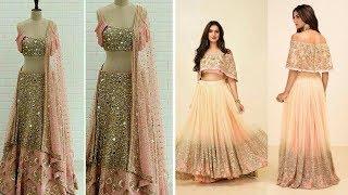 Latest & Stylish Designer Party Wear #Dresses for Girls & Women #2018-2019