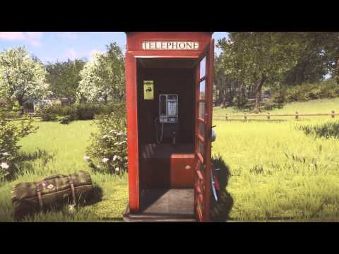 Everybody's Gone to the Rapture Gameplay Walkthrough #1