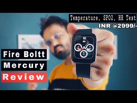 Fire Boltt Mercury