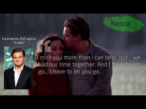 Best 5 Quotes in INCEPTION Movie | Nedza Quotes