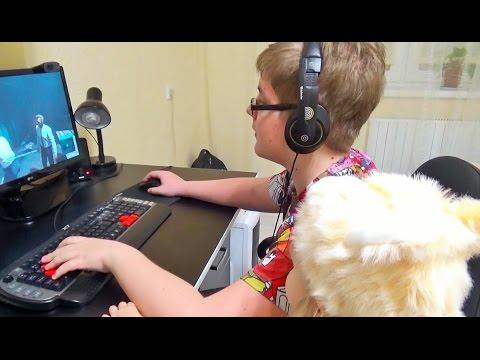 УРА!! Новый компьютер ZALMAN и монитор Подарки на год канала Отличник Лайф!!!