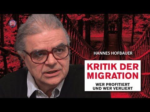 Hannes Hofbauer: Migration - Vorteil für alle?