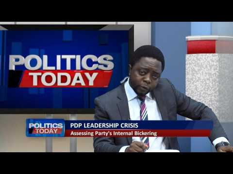Politics Today: PDP In Talks To Form A 'Mega' Party