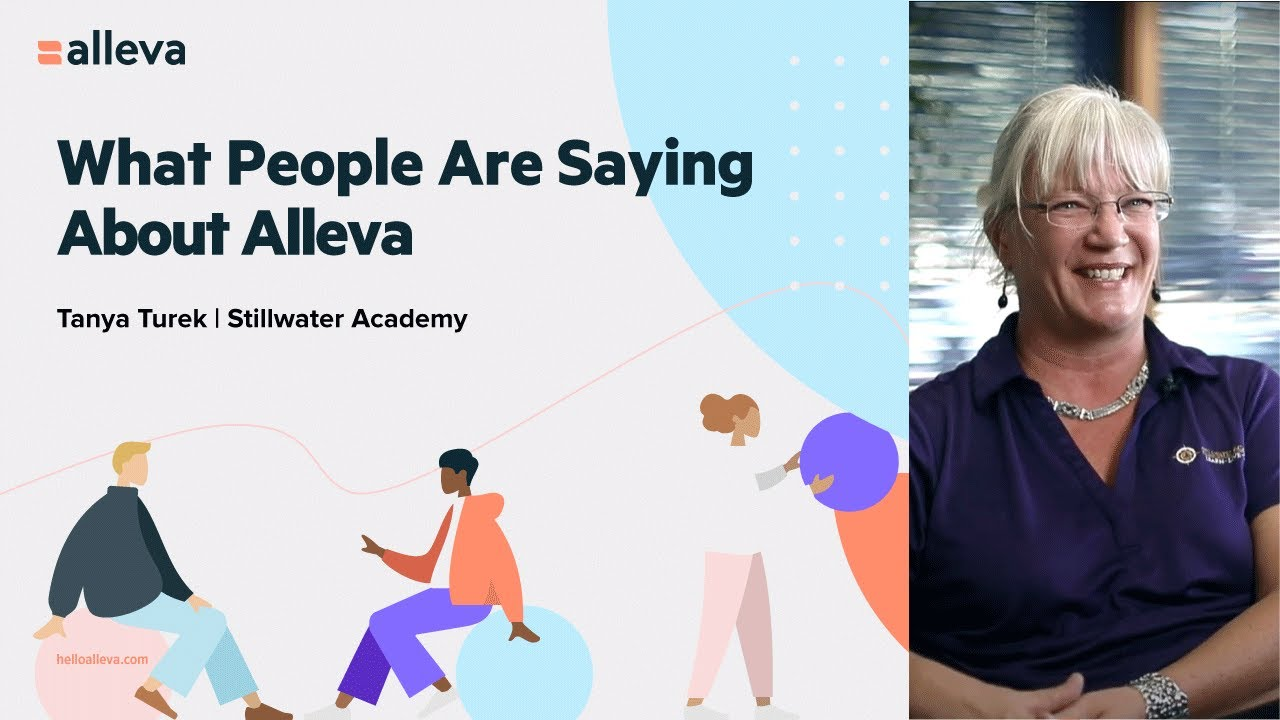 What People Are Saying About Alleva EMR - Tanya Turek | Stillwater Academy