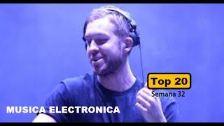 top 20 agosto musica electronica semana 32 del 7 al 21 de agosto 2016