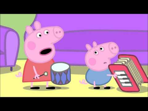 Peppa Pig-Instrumentos Musicais(1080p) +Download