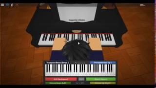 roblox death sound on piano
