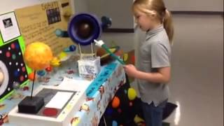 2nd Grade Solar System Projects