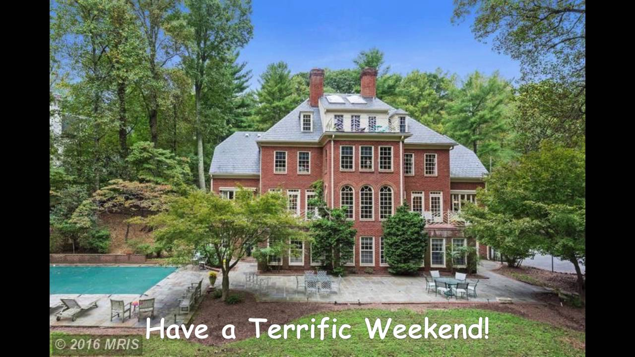 Luxury Dream Homes For In Bethesda Maryland