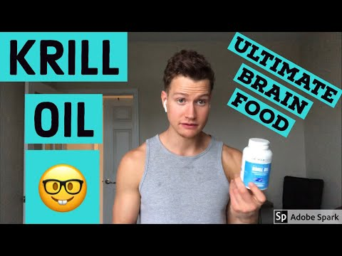 Krill Oil Benefits / Review / Dosage / Side Effects Dr Mercola Brain Health BETTER VS FISH OIL?