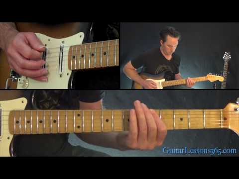 Soundgarden - Spoonman Guitar Lesson